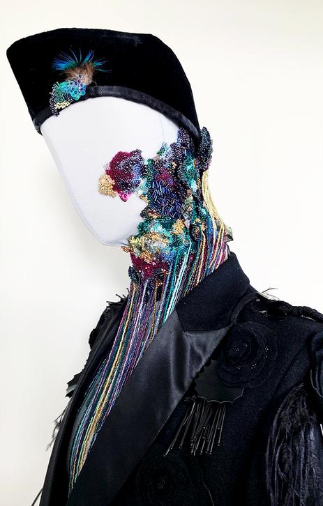 Emma Wilkinson embroidery work
