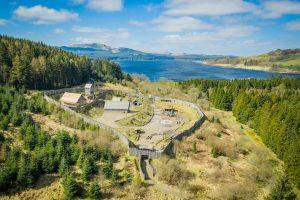 Duncarron medieval fort