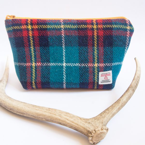 Harris tweed bags and purses