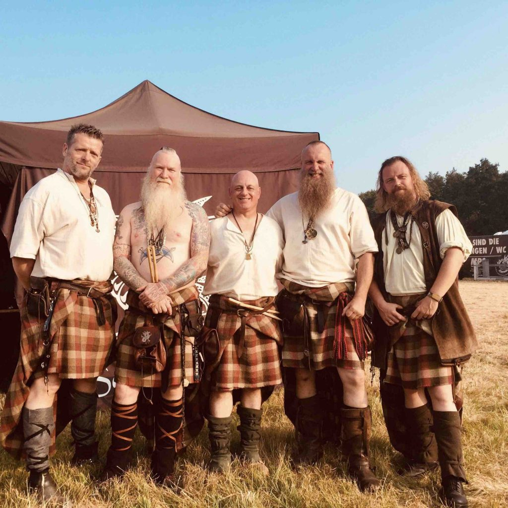 Saor Patrol Scottish band