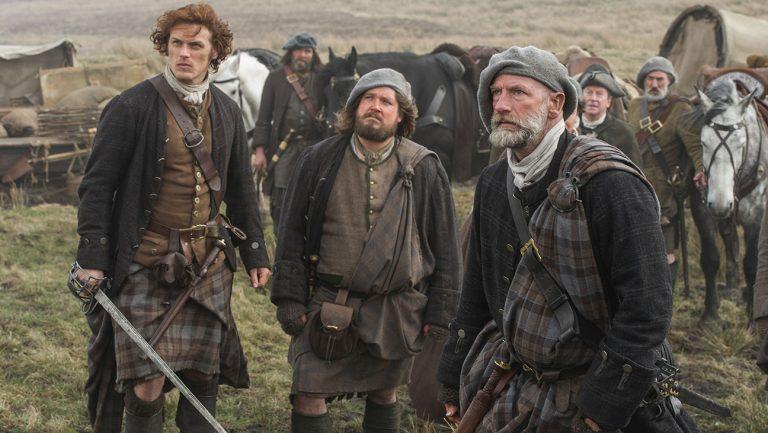 Mackenzie Clansmen, Outlander