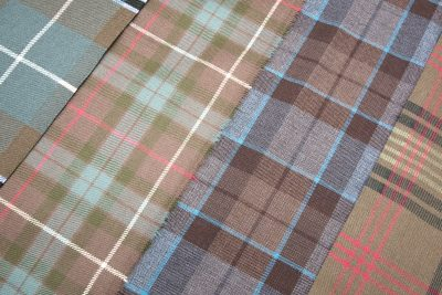 The story behind Outlander tartans