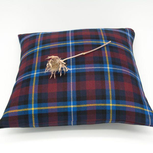 Highland Titles tartan cushion covers